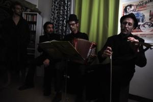 ©AlietteCosset, Hors Lits 4 Aix en Provence,Magiciens, performances en appartement