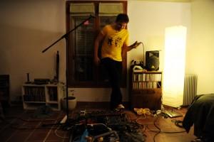 ©AlietteCosset, Hors Lits 4 Aix en Provence,Marc Prépus, performances en appartement