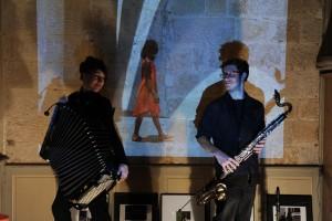 ©AlietteCosset, Hors Lits 4 Aix en Provence,Suite géographique,duo Ozz, performances en appartement