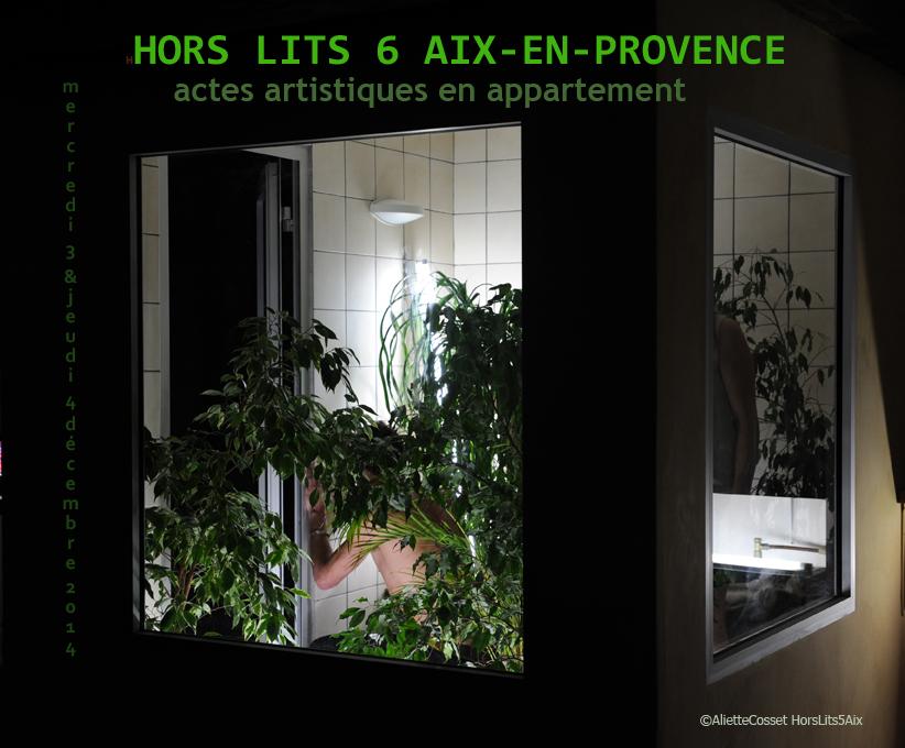 Hors Lits 6 Aix En Provence, Photographie D'aliette Cosset