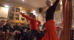 Eklectik Flamenko Zone LA FABIA et SARAH MOHA GuillaumeLoiseau